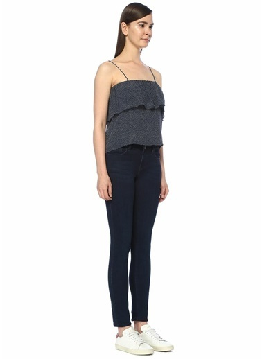 Rolla'S Bluz Lacivert